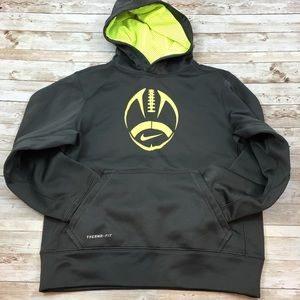 Nike Boy's Therma-Fit Pullover Hoodie Size M